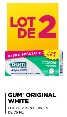 GUM® ORIGINAL WHITE