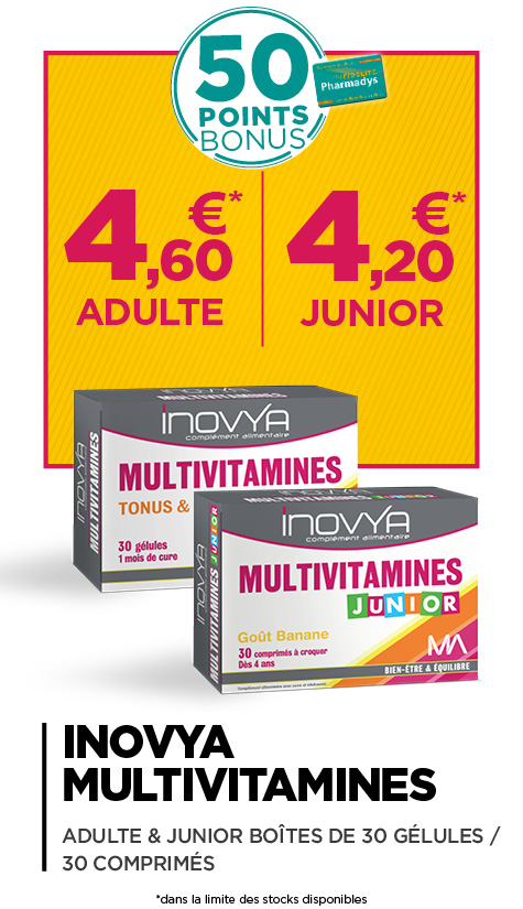 Inovya Multivitamines