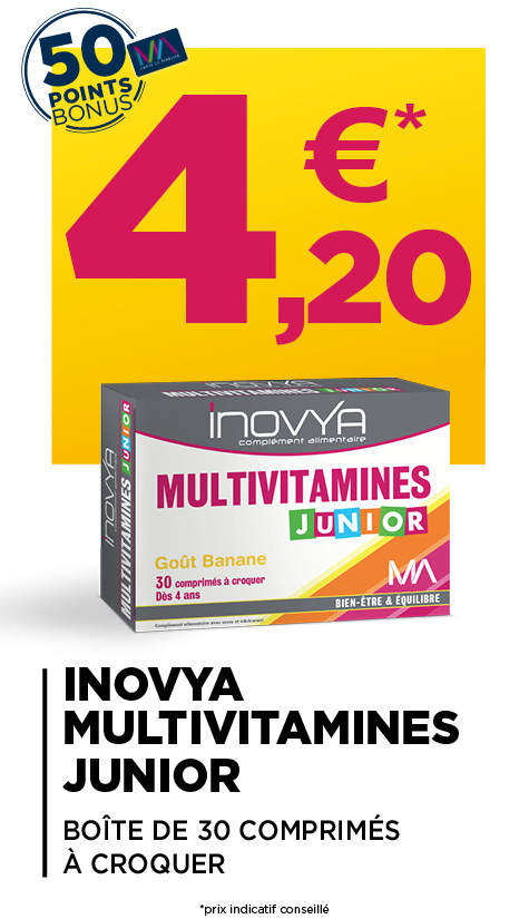 MULTIVITAMINES JUNIOR